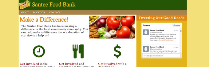 Santee Food Bank